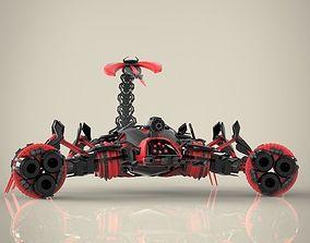 3D Robotic Scorpio