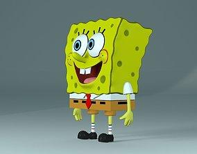 3D SpongeBob - Bob Esponja