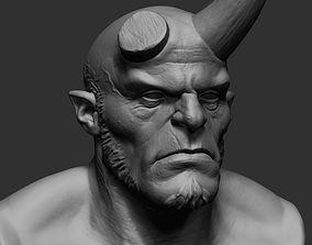 Hellboy Printable realistic