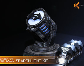 Batman Searchlight Set dc 3D print model