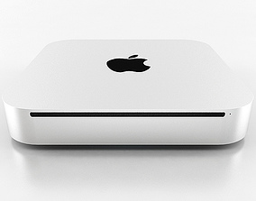 3D model Apple Mac Mini