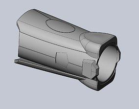 Overwatch Brigitte Left Gauntlet 3D printable model