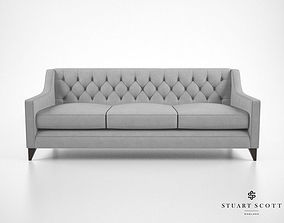 Stuart Scott The Formalis Sofa 3D model
