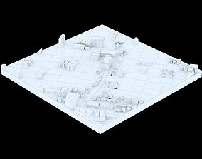 building 3D CITY PUZZY-7