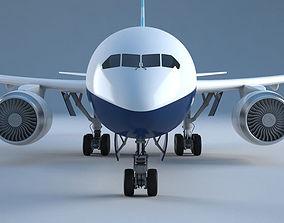 Boeing-787 3D asset