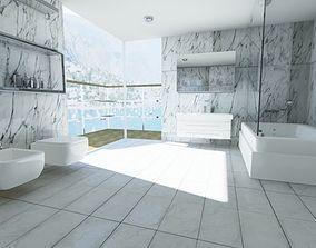 Bathroom 3D asset realtime