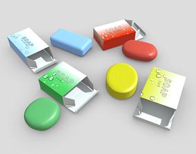 3D model Soap Pack
