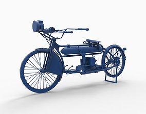 Motorcycle mod14 3D printable model