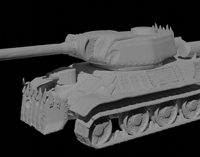Ork Tank T-34-85 3D model 3D print