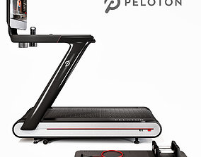 Peloton Tread 3D model
