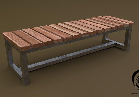 Bench 07 R
