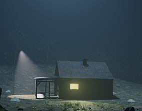 LITTLE HOUSE architecture 3D