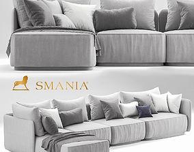 3D Smania Beverly sofa set 2