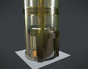 3D model Elevator Lift
