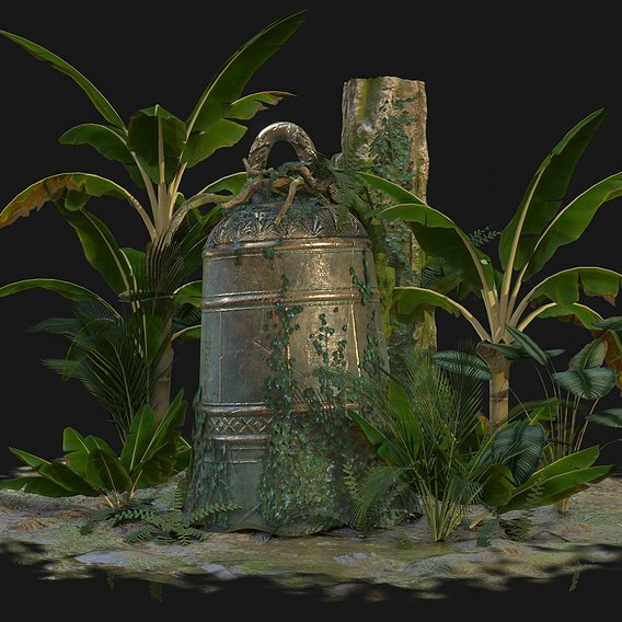 Lost Jungle Bell