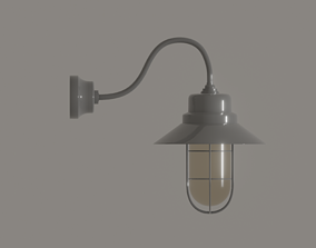 Stallamp 3D model