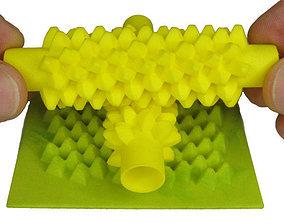 3D print model Corn Gear