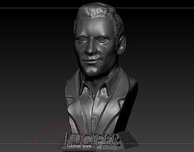 LUCIFER BUST 3D model