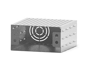 3D print model Sheetmetal Cabinet Box