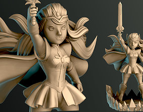 3D printable model She-Ra - New Cartoon
