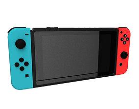 3D model games Nintendo Switch