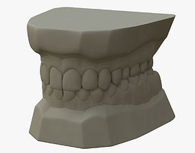 Teeth Mold 3D model