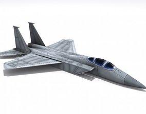 F-15 Eagle 3D asset