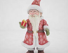 Santas Gift 3D model