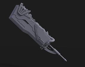 Wyvern Ignition Impact - Monster 3D printable model 2