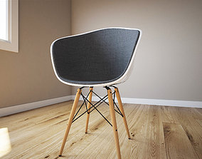 Contemporary Chair 3D model