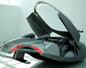 future car model shark