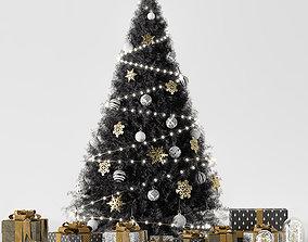 Christmas Tree 03 3D
