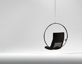 3D eero Ring chair by Eero Aarnio
