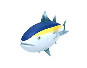 tuna Tuna 3D model