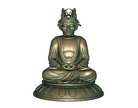 Jizo Buddha 3D print model