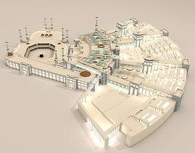 Masjid al-Haram 3D