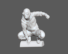 SPIDERMAN HOMEMADE SUIT HOMECOMING 3D print model