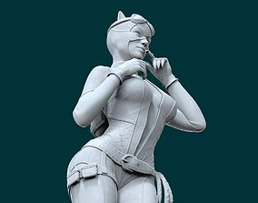 3D print model Catwoman