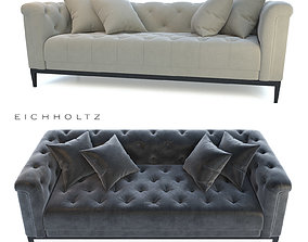 Eichholtz Cesare sofa 3D model furniture