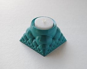 holder 3D printable model Tealight Holder