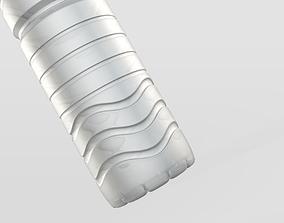water bottle 3D print model