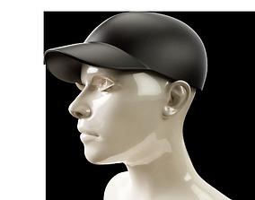 Baseball Cap 3D printable model
