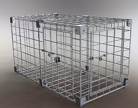 Cage for pet 3D model