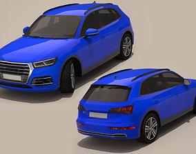 3D asset Audi Q5