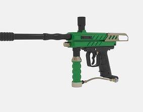 3D Paintball Guns Paintball
