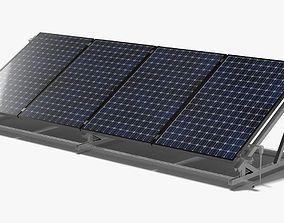 Solar Cell 3D