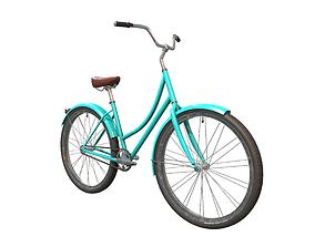 Bike PBR Gameready 3D model