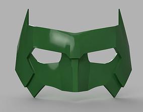 Kyle Rayner Mask Green Lantern 3D printable model