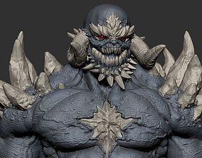 Doomsday 3D printable model