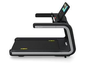 3D model Technogym - Treadmill Artis Run